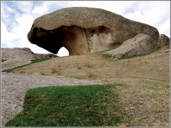 Каменный гриб 1