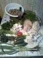 Весенний стол Грибника