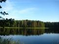 Озеро Волчино - панорама