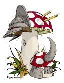 Рыцарь мухомор